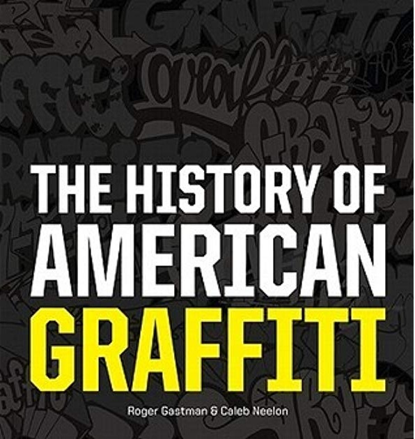 """week 1: the secluded history of graffiti - This week we would discuss A History of American Graffiti. We would talk about the origins of graffiti, and larger themes of """"wall writing"""" that stretch backward in art history. We would discuss the rise of a new era in calligraphy, one that gives new meaning to the art form by focusing on the method of the craft itself. We would talk about the insurrectionist nature of graffiti and its intrinsic illegality, and the potential of political expression and influence."""