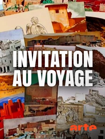 INVITATION AU VOYAGE, ARTE   Découvrez ou revisitez autrement des lieux qui appartiennent à notre patrimoine commun, artistique et culturel. Du lundi au samedi à 16h30.