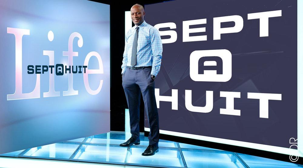SEPT A HUIT, TF1   Le magazine de reportages le plus suivi de France, diffusé le dimanche à 17h15. Au programme, des sujets d'actualité, des documents, des portraits, des grands reportages.