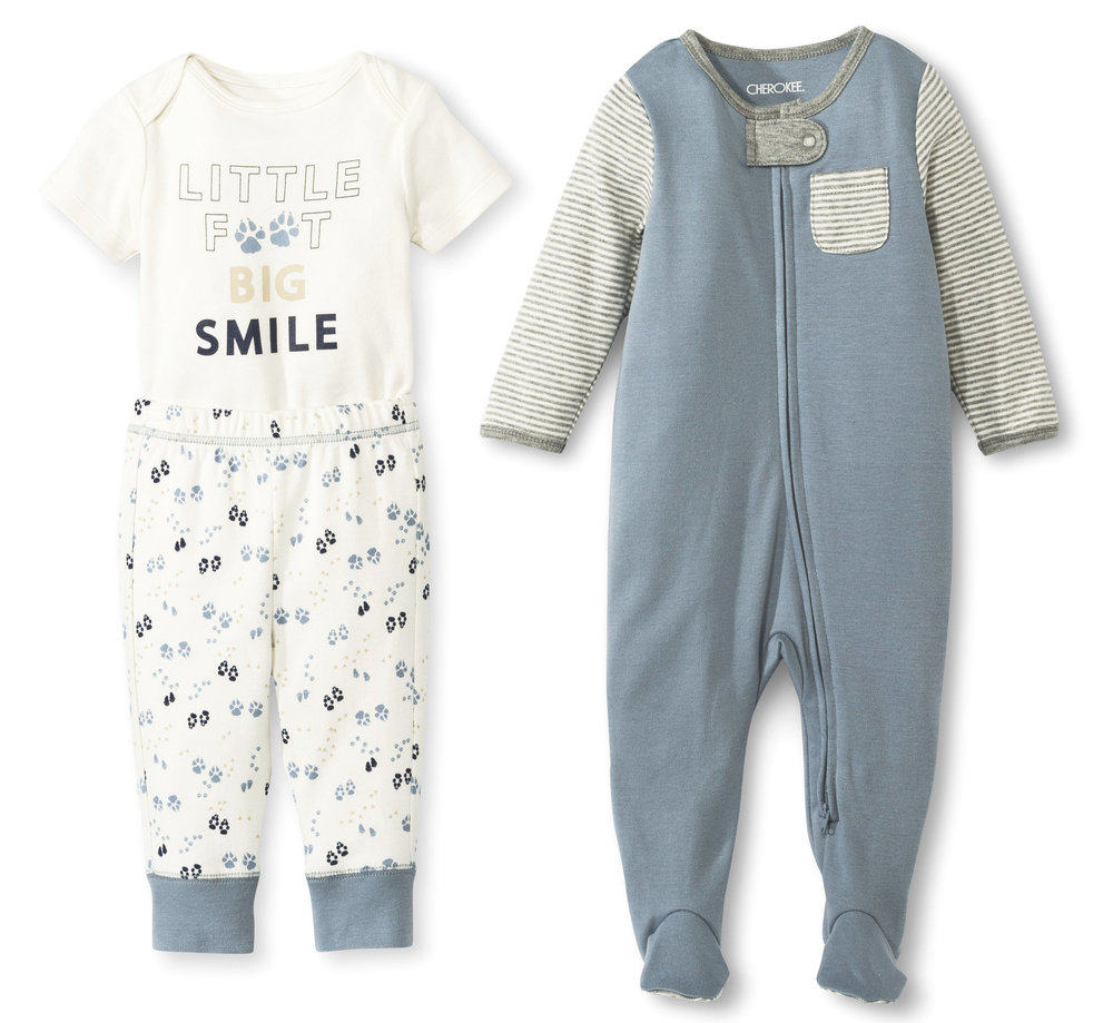 CHEROKEE INFANT BOYS LAYETTE