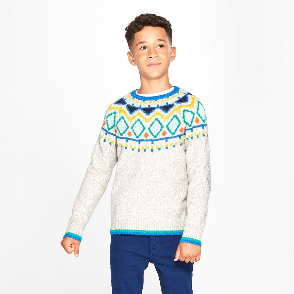 CAT&JACK BOYS SWEATER