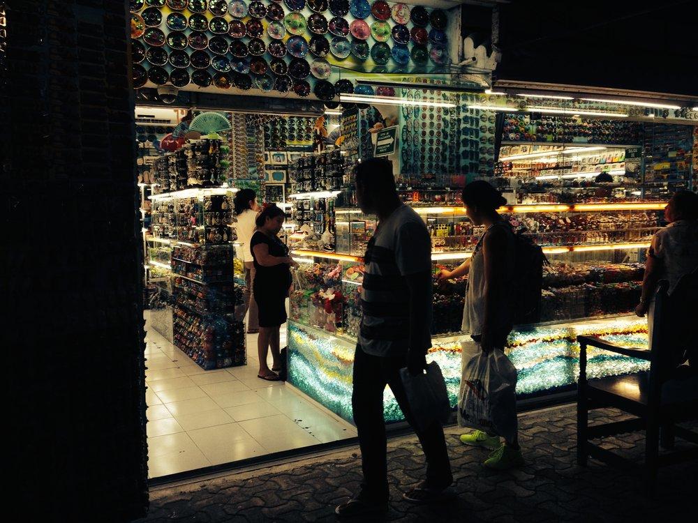 TOURISTAS - YUCATAN, MEXICO