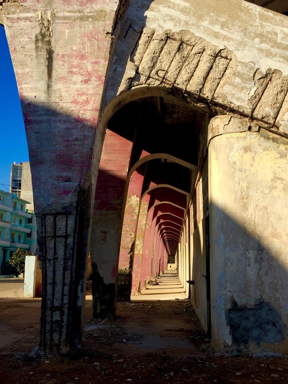 OLYMPIC STADIUM - HABANA, CUBA