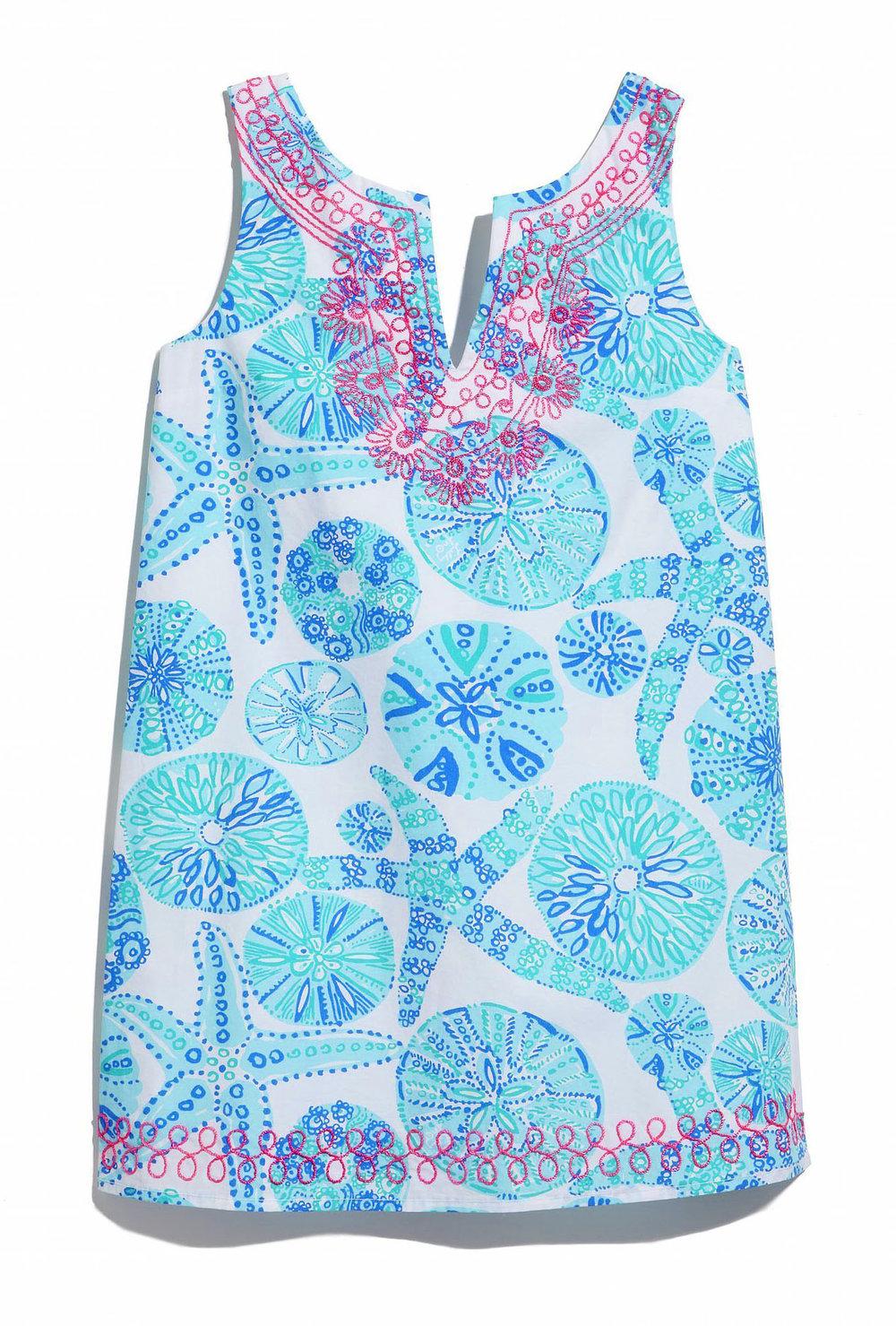 TARGETxLILLY GIRLS SHIFT DRESS