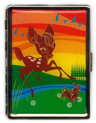 DISNEY BAMBI CARD CASE FOR HOT TOPIC