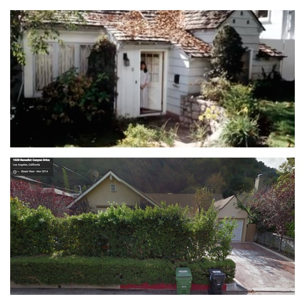 Susan Berman S Home And The Site Of Her Murder As Seen On The Jinx Live The Movies