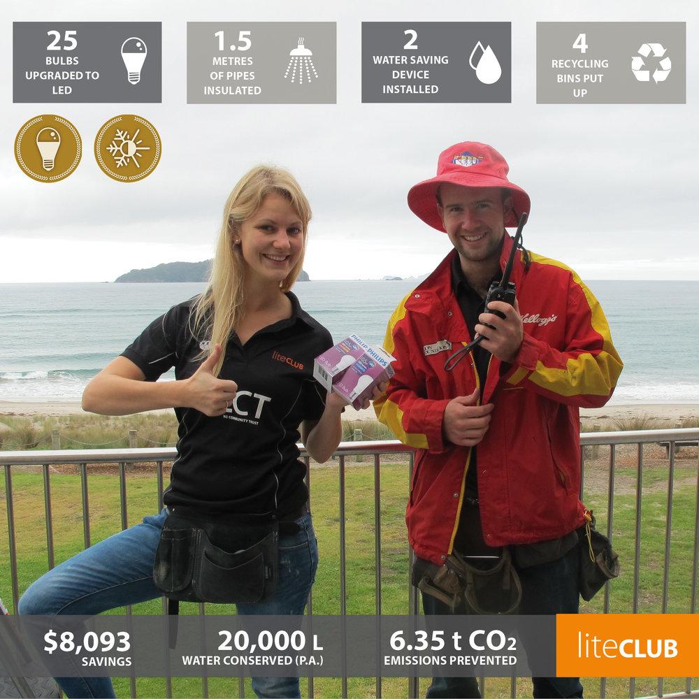 Pauanui Surf Life Saving Club