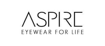 Aspire eyewear is a colorful and captivating collection of eyeglass frames for both men and women. The latest in technology and materials is blended with desirable fashion-centric styles. If you are looking for eyewear the has a  barely there  feel and fit, Aspire eyeglass frames may be exactly what you need.