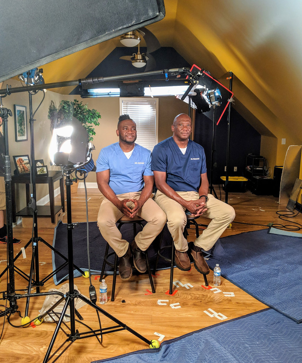 New show on Nat Geo Wild featuring two vet friends turned