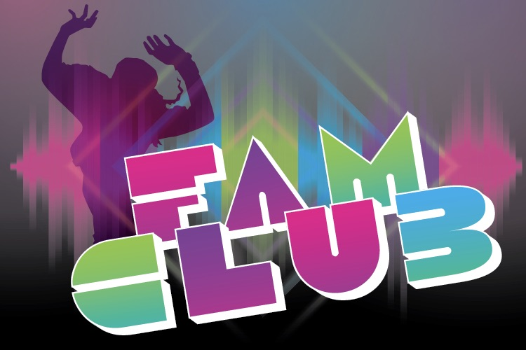 fam club   | 2017 | board game | a  minivan arts  collaboration game designer, industrial designer  a simple racing game for three or four people. players assume the role as the leader of a group of young gohards that must do whatever it takes to get their fam into the club. battle bouncers, celebrities, and rival fams in the comedic thriller.