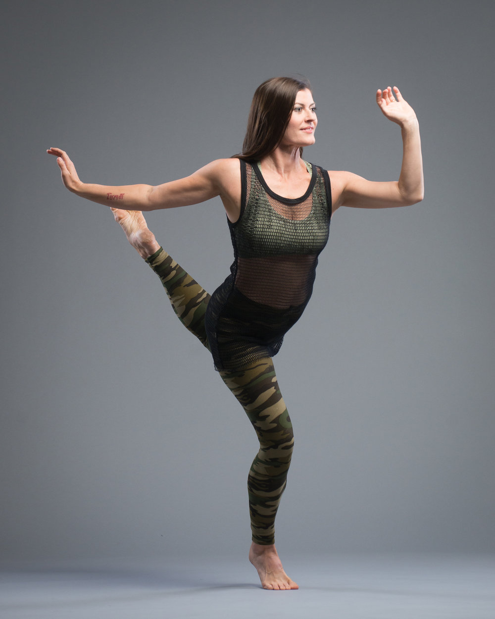 """Laura Rutledge - Laura is a professional ballet and modern dancer and a classically certified Pilates instructor. She began her Pilates training in 2000 while dancing with the State Street Ballet in Santa Barbara, CA and she continued to incorporate the method into her daily training regimen. In 2010, she moved to New York City to dance with the Lar Lubovitch Dance Company. When she retired from her performance career, she completed her 650-hour Comprehensive Pilates certification through Power Pilates.She taught for a wide variety of institutions while living in NYC, including dance intensives at the Joffrey Ballet School and Lar Lubovitch Dance. Laura has recently added the role of mother to her resume and in addition to Pilates, also teaches """"Mini & Me"""", a fitness class for parents and their babies.Laura strives to help her students push themselves past their perceived limits with encouragement and humor. At the same time, she respects that everyone has different strengths and weaknesses, so she tailors classes with various modification options in order to meet everyone's individual needs. Above all, she asks each person to listen to their body and trust their instincts. """"My goal is to provide a fun and safe class environment while building strength, flexibility, and stamina."""""""