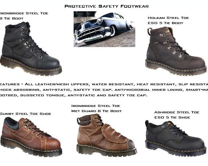 Dr. Martens - Protective Safety Footwear