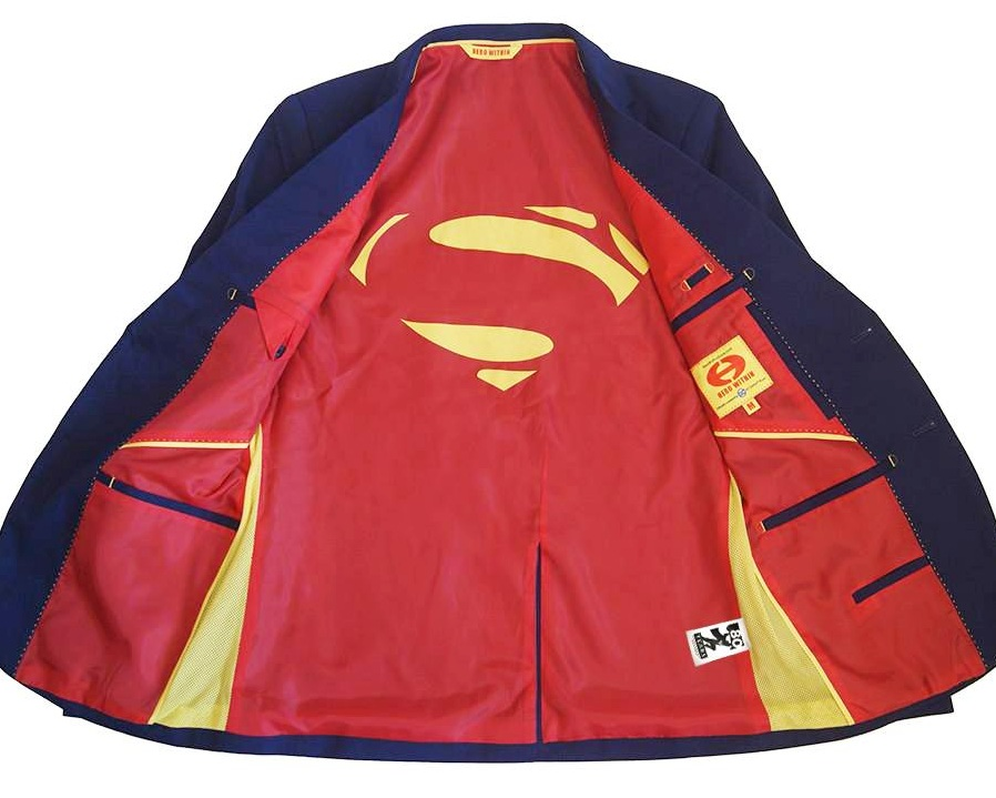 Hero Within Collection - DC Superman 80th year Special Edition Blazer