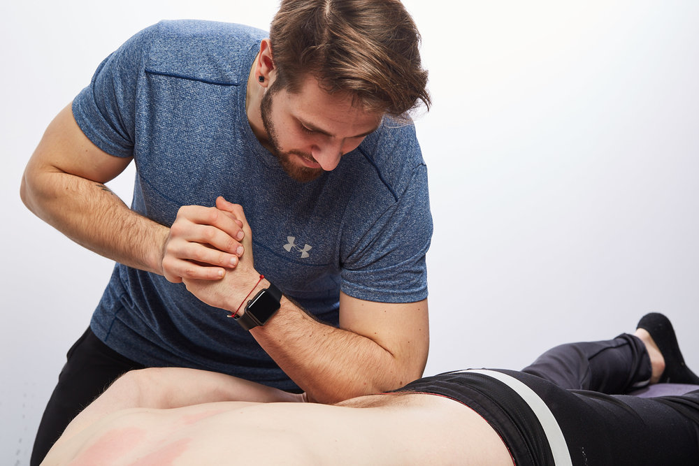Manual Therapy &Myofascial Release - We have spent years perfecting our touch and sight senses, so as to be able to detect the slightest problem occurring in the soft tissue, or the body in general. The OMNI team can treat muscular, neurological and skeletal issues. This entails techniques such as, trigger point therapy, soft tissue release and mobilisations, joint mobilisations, neurological flossing and others.