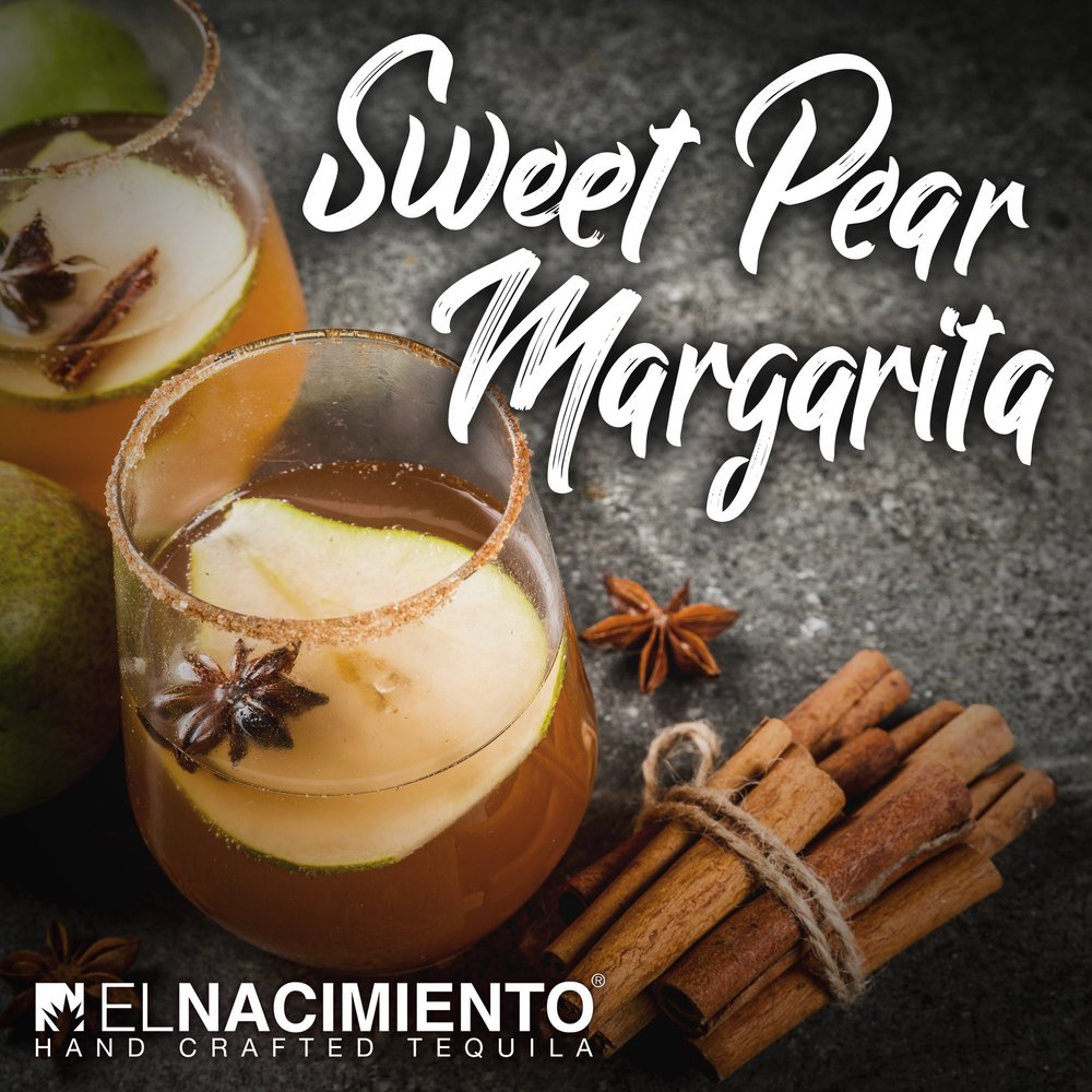 SWEET PEAR MARGARITA