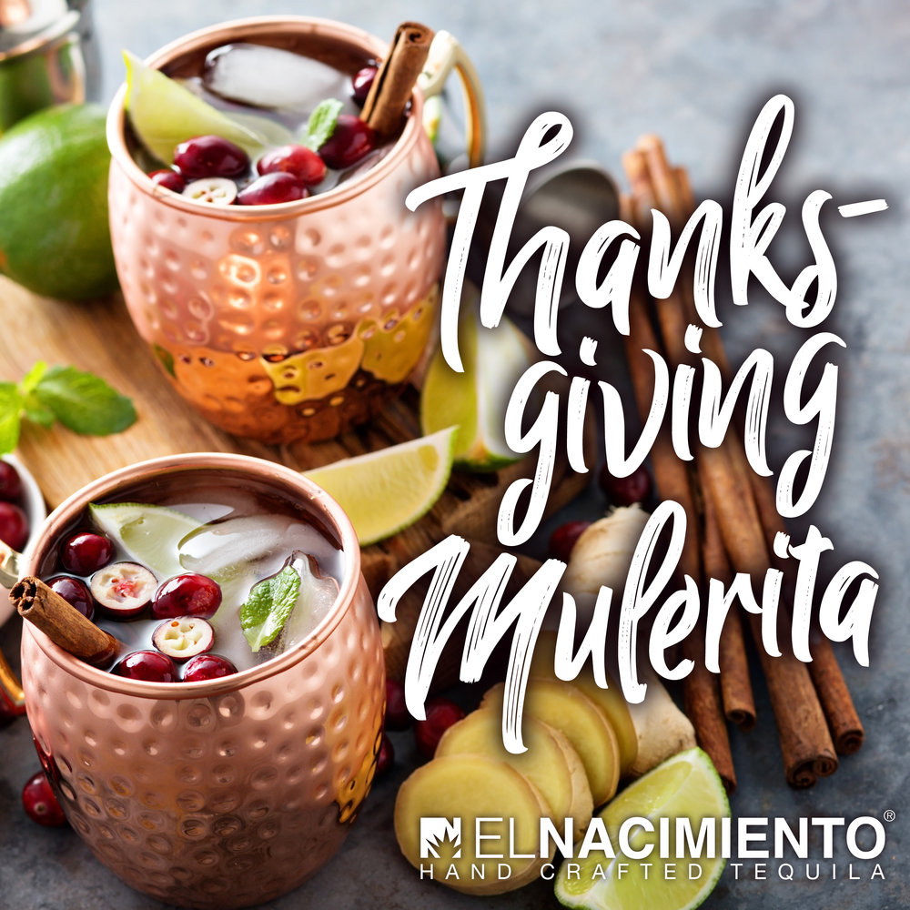 THANKSGIVING MULERITA