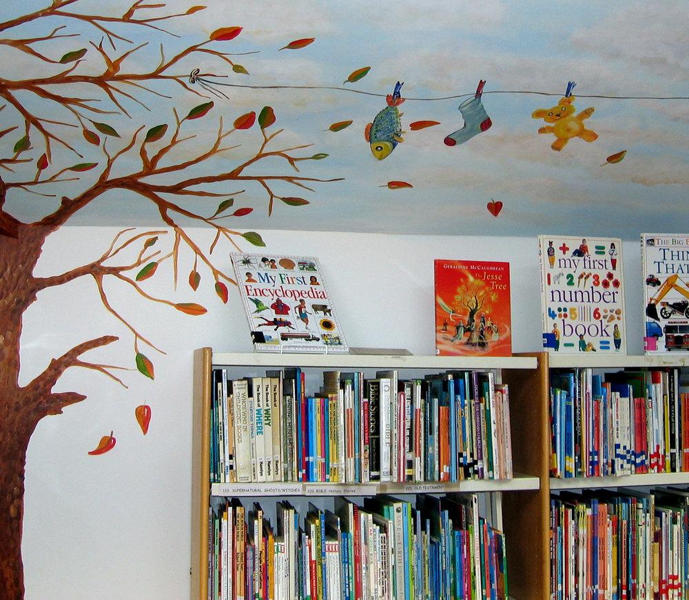 Barnas Bibliotek, London