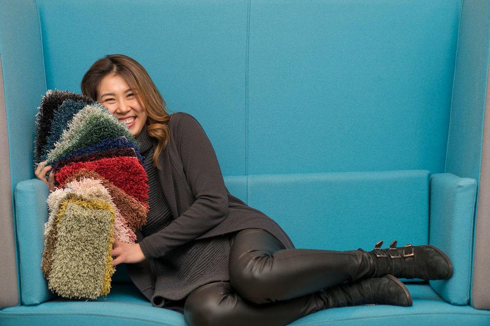 Anh Nguyen : Interior designer BA