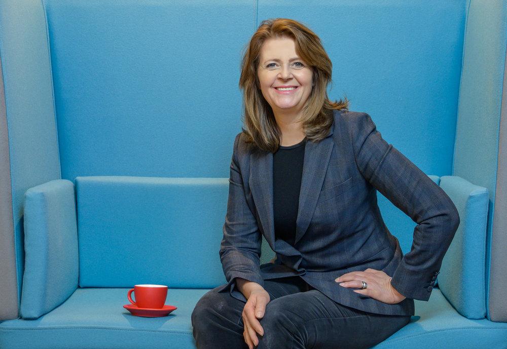 Siv Amundsen-Lack : CEO, Designer, Interiørarkitekt