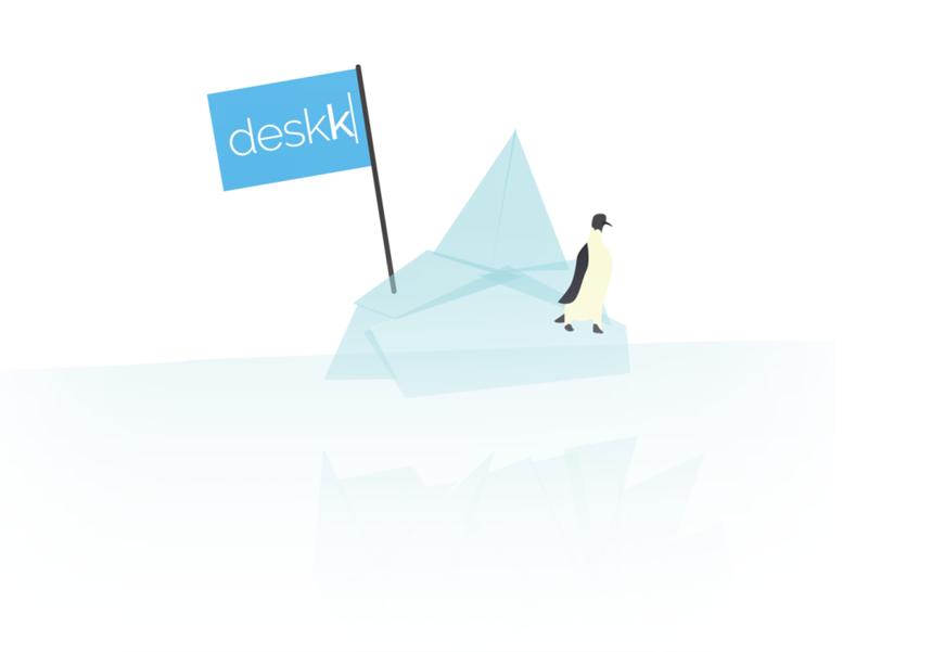 Grensverleggende ICT voor baanbrekende bedrijven - Wie afscheid neemt van oude bedrijfs-ICT, moet zeker weten dat het nieuwe alternatief goed is. Met Deskk verruil je computeronderhoud, storingen en systeemupdates voor flexibiliteit, snelheid en veiligheid. Waarom kiezen voor Deskk?De vijf s'en om te kiezen voor Deskk: