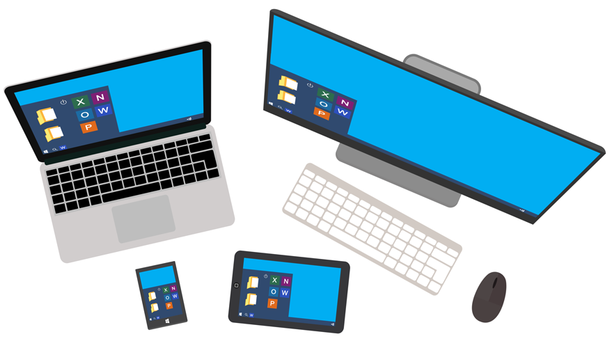1. Alleen de juiste Software - Er zijn meer aanbieders van online werkplekken. Maar alleen Deskk richt je online werkplek precies zo in als jij hem wil hebben. Met de software die je nodig hebt en alle licenties en mappen bij de juiste afdelingen en mensen. Waar gewenst en mogelijk koppelen we applicaties, workflows en logins aan elkaar. Zo werk je flexibeler én sneller met Deskk.