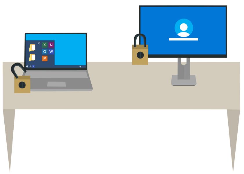 3. Top notch Security - Wie inlogt op een online werkplek van Deskk, is verzekerd van een veilige omgeving met toegang tot e-mail, documenten, bestanden en de benodigde bedrijfsdata. We versleutelen verbindingen met een 2048-bit TLS-encryptie en maken automatische backups van de laatste versies van documenten en bestanden. Daar bovenop zorgen we voor de laatste beveiligingsupdates - en updaten we alleen als jij niet aan het werk bent. Voor minder doen we het niet.We hanteren de CISPP standaard voor security.