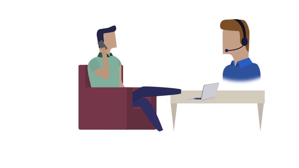 5. Uitstekende Support - Deskk verzorgt volledige support, altijd en overal. Heb je een simpele vraag, of zit je met een lastige query? We denken graag met je mee hoe iets slimmer kan. Of kijken direct met je mee, als je dat liever wilt. Chatten? Ook geen probleem. Heb je ons nodig? Dan helpen we je. Zo simpel is het.
