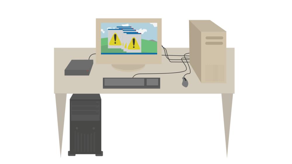 4. Het beste Systeem - Elke werkplek van Deskk is uitgerust met Windows Server 2016 (en 2019). Microsofts betrouwbare en beproefde besturingssysteem voor flexibel zakelijk gebruik. Uitstekend te bedienen op desktops, tablets én smartphones. Microsoft voorziet het systeem van veiligheidsupdates. Wij zorgen voor het bijwerken van de software die je daar bovenop gebruikt.