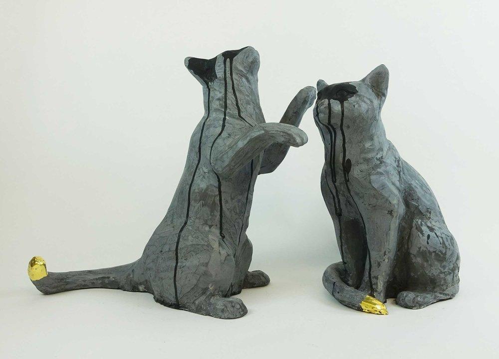 Cat 1 & Cat 2