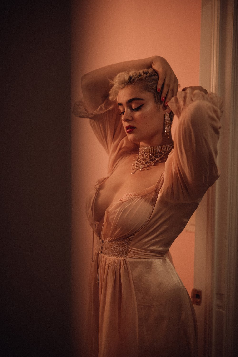 Stefania Ferrario Winnipeg boudoir photos