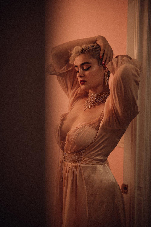 Stefania Ferrario Winnipeg boudoir photos