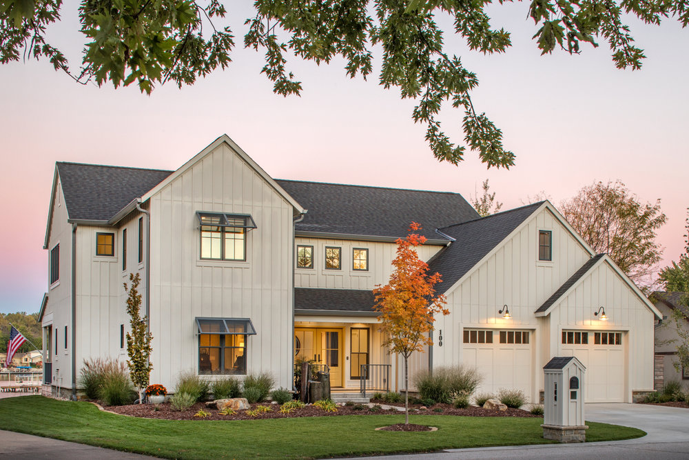 new homes -