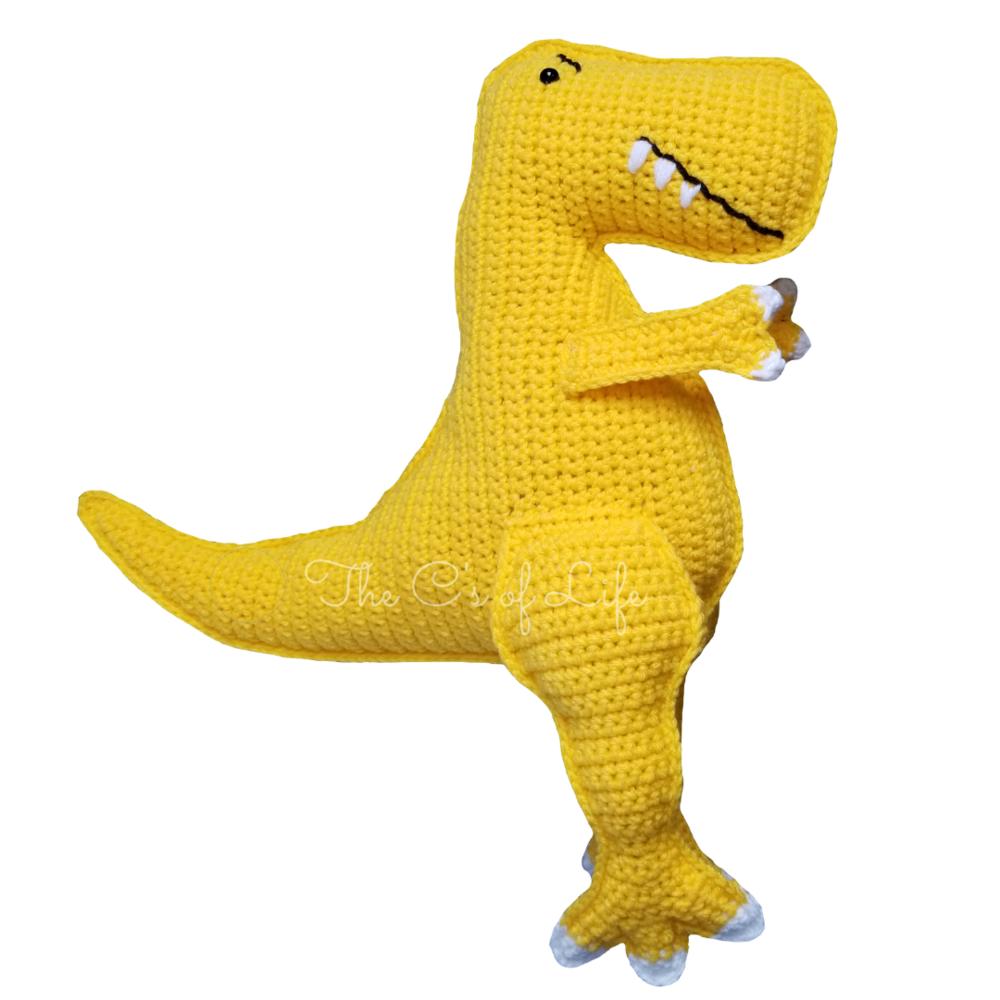 Tobie the T-Rex