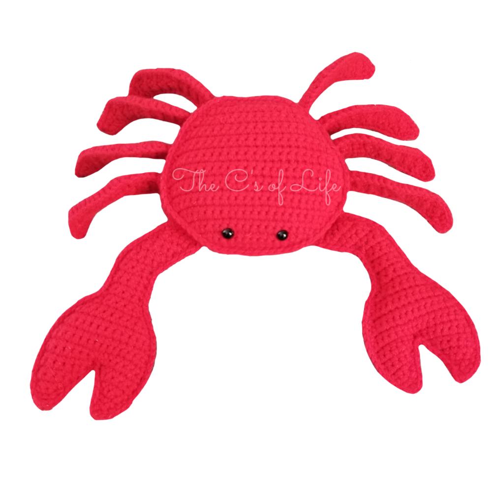 Caspian the Crab
