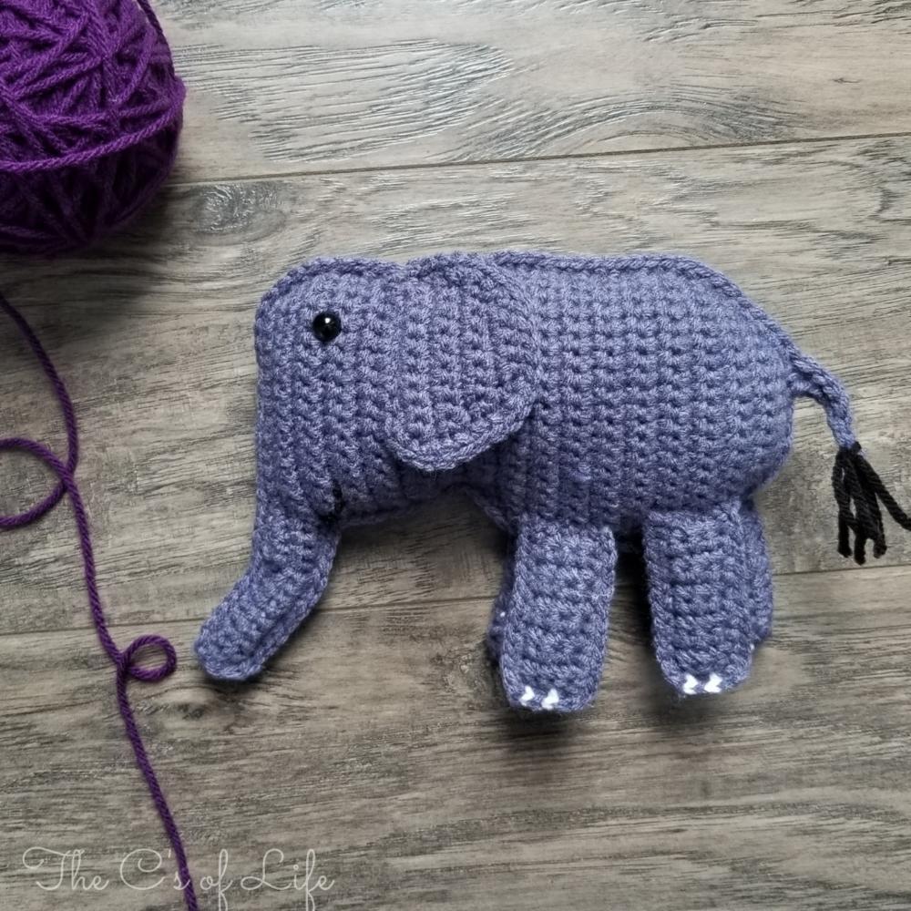 Elpie the Elephant