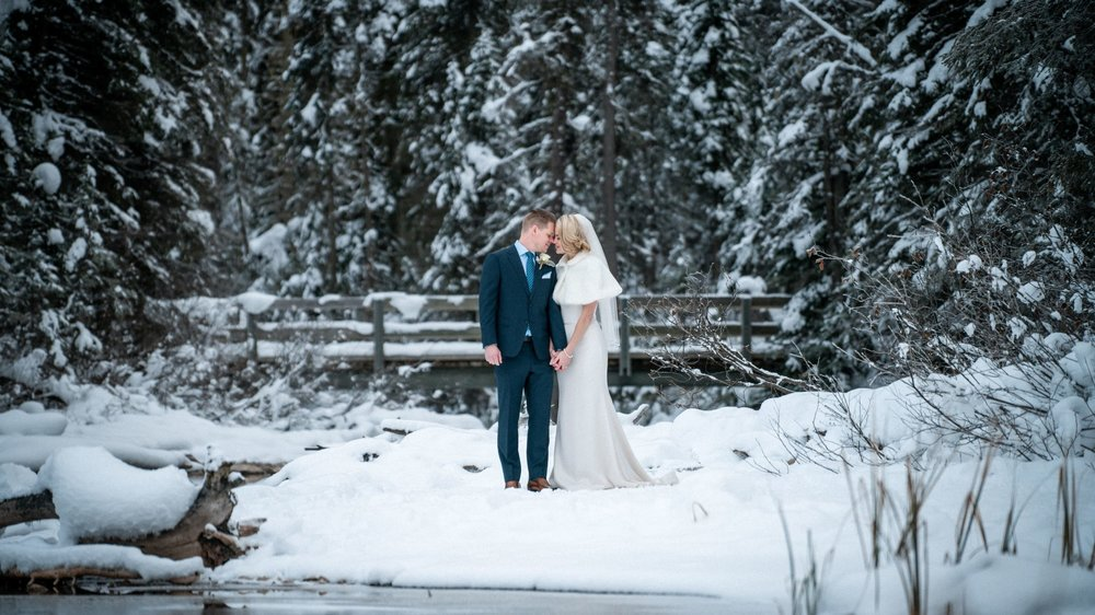 The Best Teammate - JOANNA & MICHAEL'S EMERALD LAKE ELOPEMENT