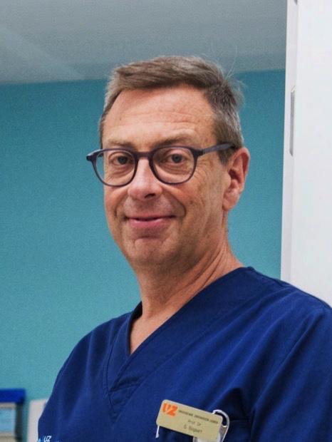 Guy Bogaert: Ex President ESPU (BE)