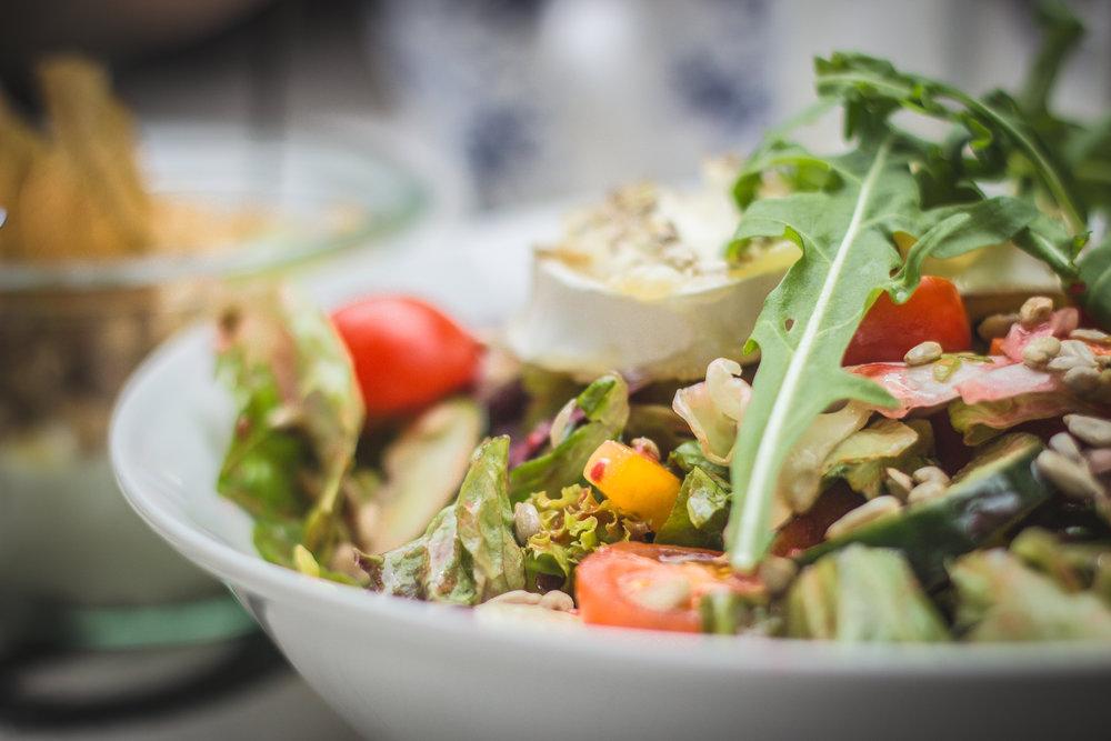 - Green Salad