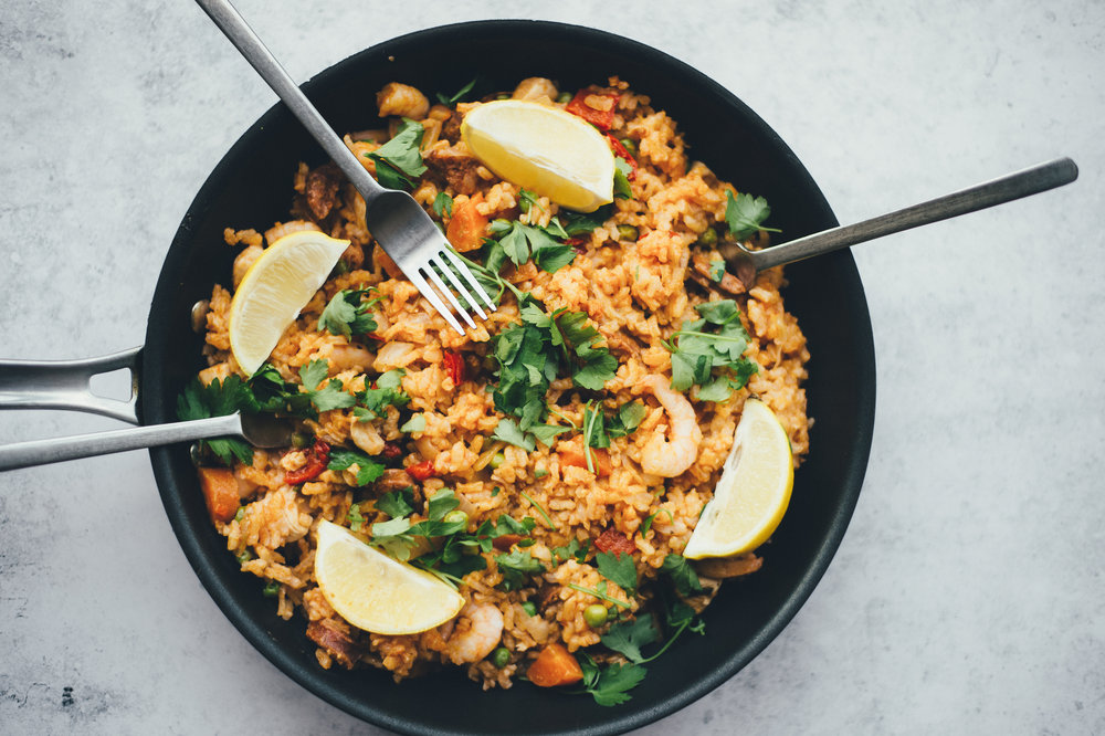 - Rice&More
