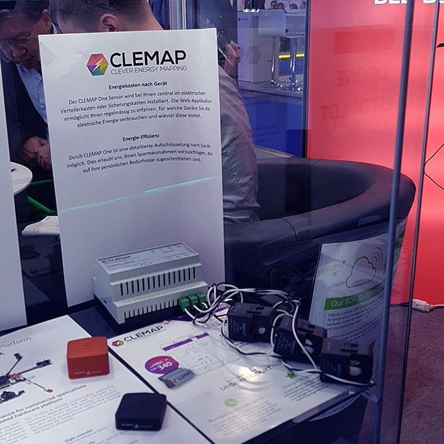 Everything is set up to impress the world of smart power metering! We're at #embeddedworld2019 Hall 3, stand 320! 💥Thank you #hemargroup ! . . #thankyou #smartmetering #smartpower #conference #germany #Nuremberg