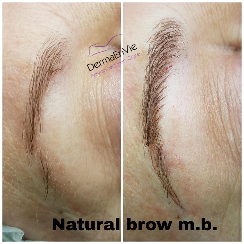Permanet Makeup Micro Blading