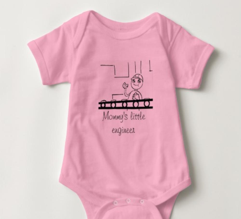 Mommy's engineer onesie pink.PNG
