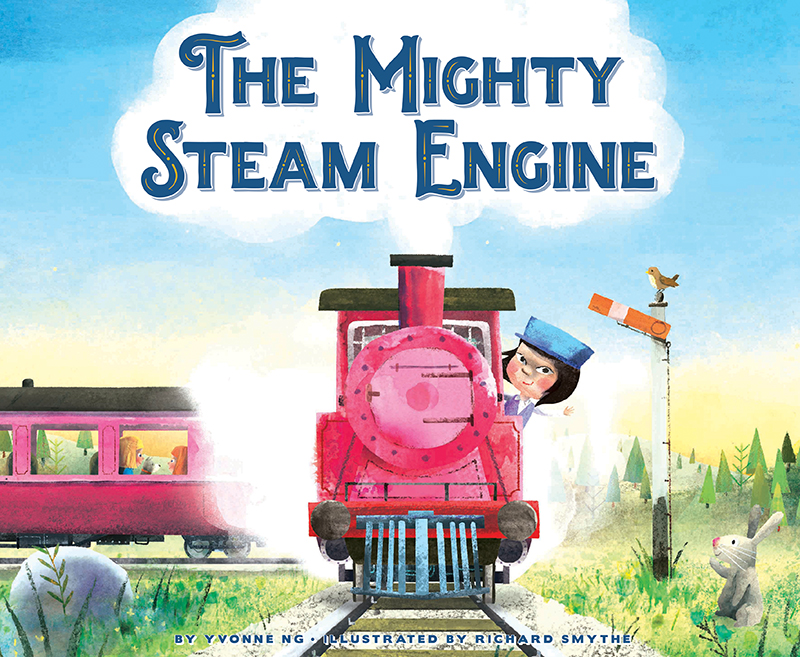 Cover - Mighty Steam Engine 9781681525181.jpg
