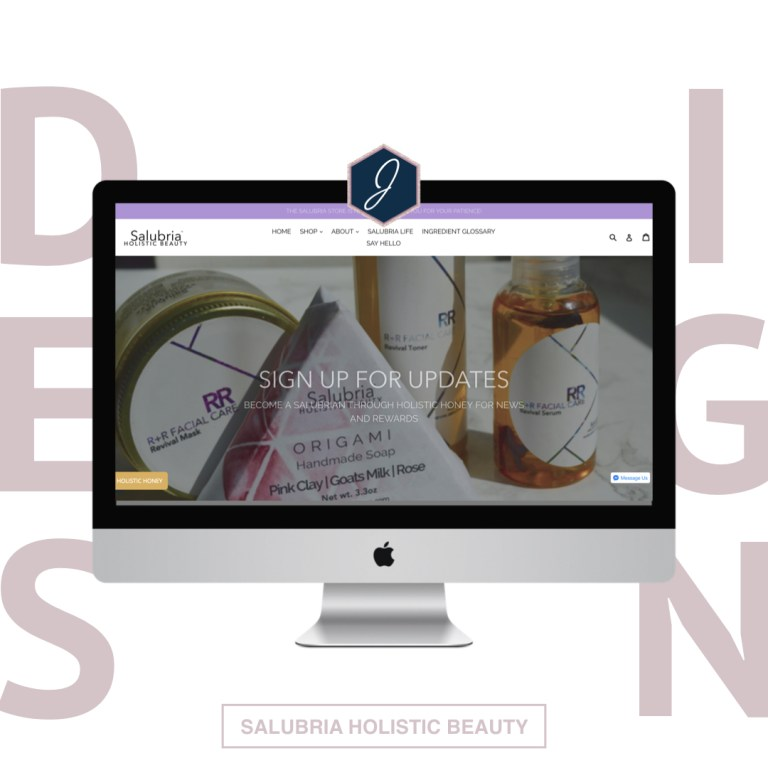 - I absolutely love Jesstech! Jessica has helped my business grow effortlessly through her work with my website. She was able to see my vision and turn it into reality within a matter of days! You won't regret using her services!Arica- Owner of Salubria Holistic Beauty