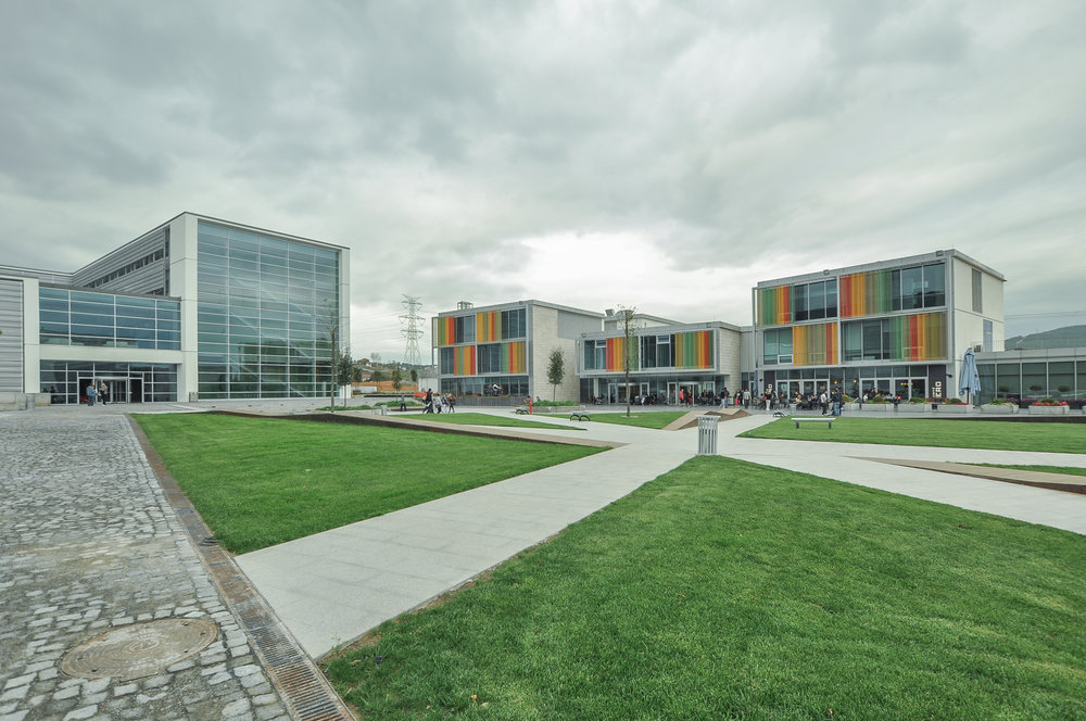 OZU Quad & Pavilion