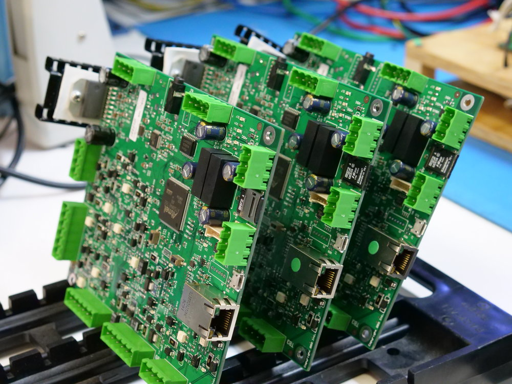 SOLID STATE CONTROL BOARD -