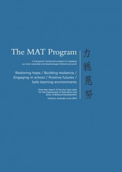 MAT PILOT REPORT 2014
