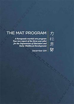 MAT PILOT REPORT 2011
