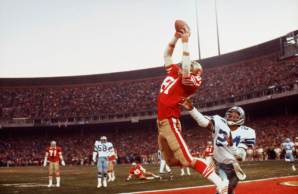 The Catch, Dwight Clark, 1981