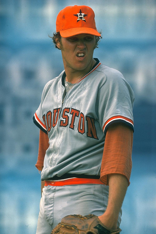 Rookie Pitcher, 1975